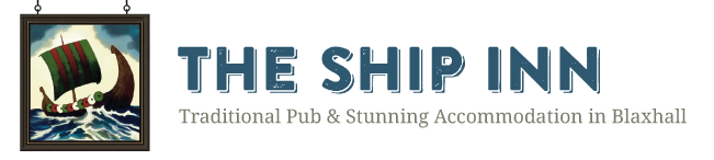 Blaxhall Ship Inn Logo